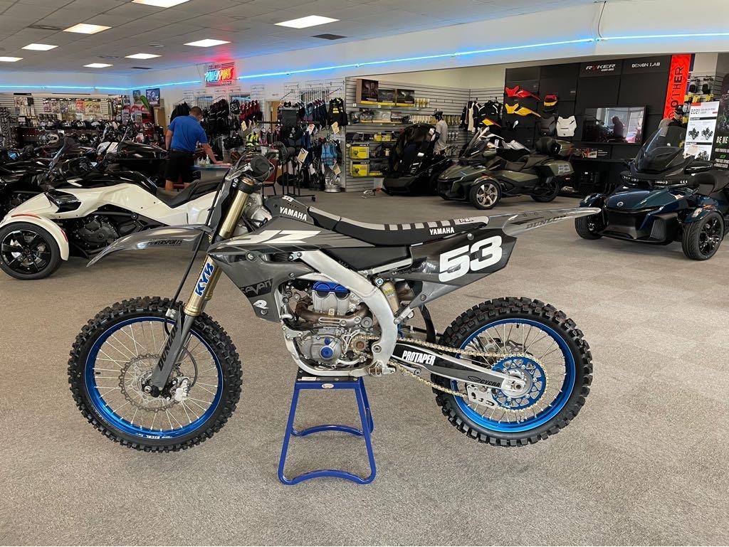 Photo Used 2019 Yamaha Competition Motorcycle  $6999