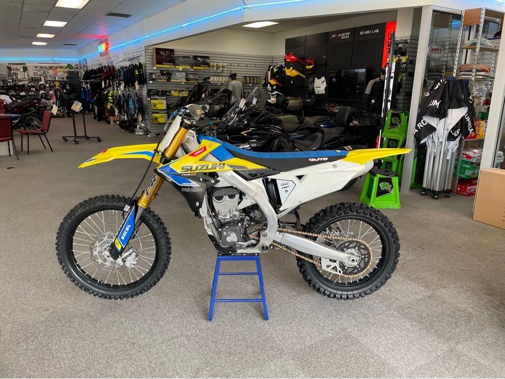 Photo Used 2018 Suzuki Competition Motorcycle  $6999