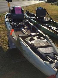 2017 Riptide Kayaks a-13 Waterhog unboxing review - YouTube |Riptide Kayak
