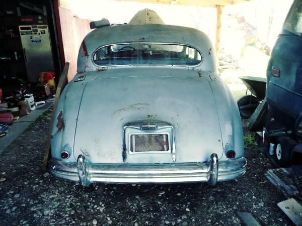 Photo 1954 Jaguar MARK VII - XK6 3.4 Project - $4,500 (Cedar CreekSE Austin)