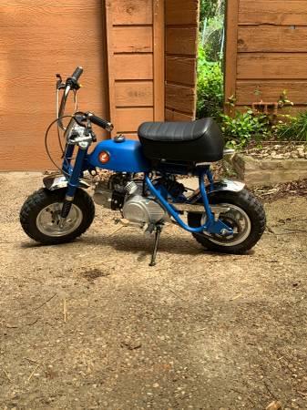 Photo 1969 Honda Z50 Mini Trail - $2100 (Austin, TX)