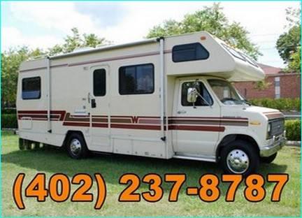 Photo 1990 Winnebago Motorhome CAMper sale pending - $1,600 ((Nicholson))