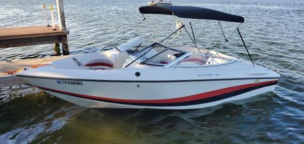 Photo 1992 baja islander 180 boat - $6,700 (Austin)