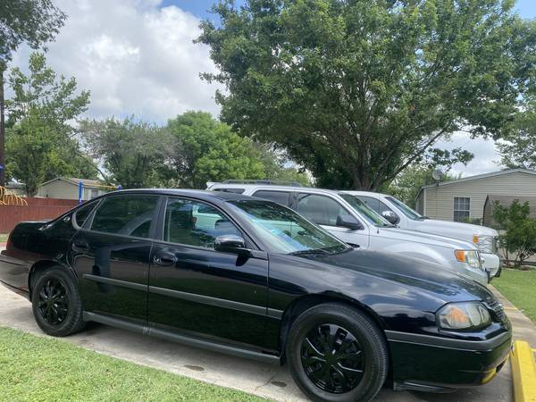 Photo 2002 Chevy Impala - $1,200 (Austin)
