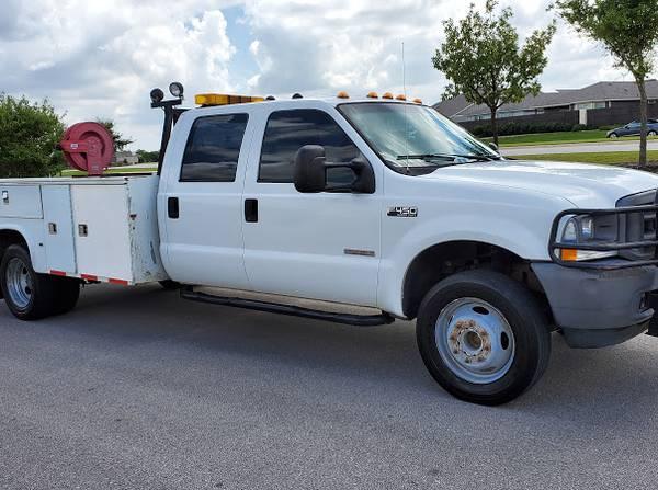 Photo 2004 Ford F450 Diesel Super Clean $2500 Down - $9,800 (North Austin)