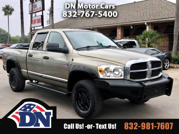 Photo 2007 Dodge Ram 2500 Truck Ram2500 SLT Big Horn Quad Cab 4WD Dodge - $13995 (2007 Dodge Ram 2500)