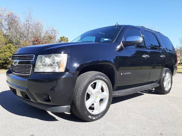 Photo 2008 Chevy TAHOE LTZ 4X4 Chevy Tahoe 4X4 - $8500 (Anderson Mill183)