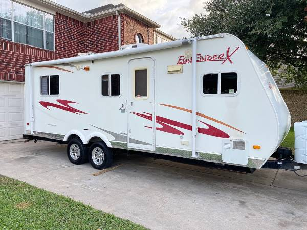 Photo 2008 Fun Finder X 24 ft Double Slide Out - $9800