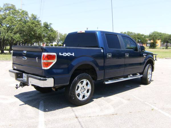 Photo 2010 Ford F150 4x4 3quot Lift - $13000 (Round Rock)
