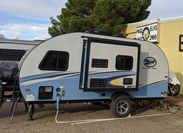 Photo 2018 R-Pod 180 Forest River. Lightweight perfect for couple or solo tr - $18,600 (Georgetown)