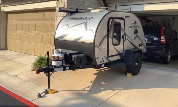 Photo 2021 Off-road Teardrop Trailer - $12,500 (Austin)