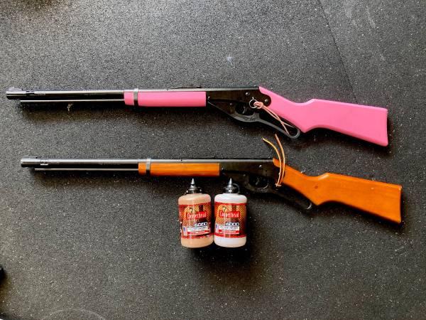 Photo 2 Red Ryder BB Guns with BBs - $80 (Westlake)