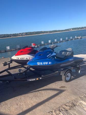 Photo 2 Supercharged Sea Doo Jet Skis - $5900