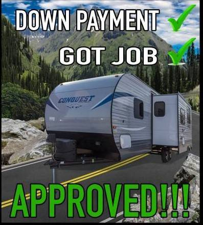 Photo $5000 DOWN GETS YOUR RV BAD CREDIT NO PROBLEM 2ND CHANCE FINANCING - $5000 (BURLESONTX)