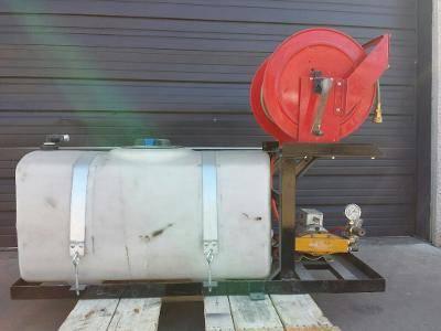Photo 50 Gallon 12V Skid Sprayer - $1,389 (Garland)
