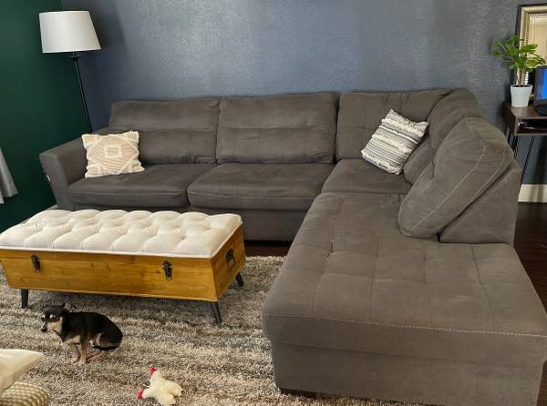 Ashley Furniture Sectional Couch - $200 (Austin)