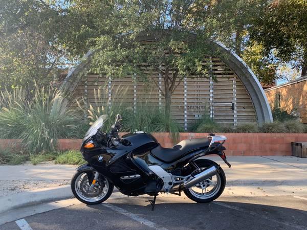 Photo BMW K1200rs (like new, low mileage) - $4,200 (Austin)