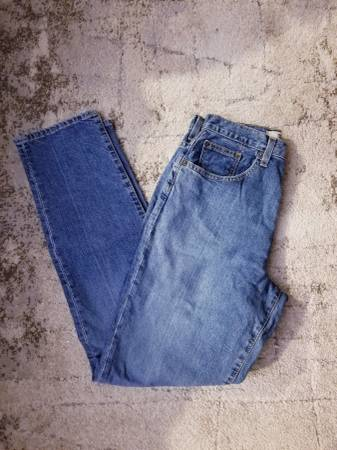 Photo BRAND NEW Vintage Gap Classic Fit Jeans Size 8Reg or 6Reg - $35 (Barton SpringsCentral)
