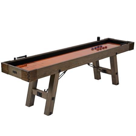 Photo Barrington 939 Sutter Collection Shuffleboard Table, Rustic Furniture, - $599 (Austin)