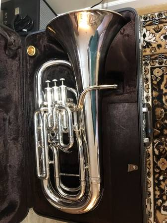 Photo Besson Sovereign 968 Euphonium - $3600 (NW Austin)