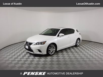 Photo Certified 2015 Lexus CT 200h  for sale