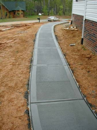 Photo Concrete Walk Ways, Driveway, Curbs  More. (Commercial  Residential) - $9 (Austin And The Surrounding Communities)