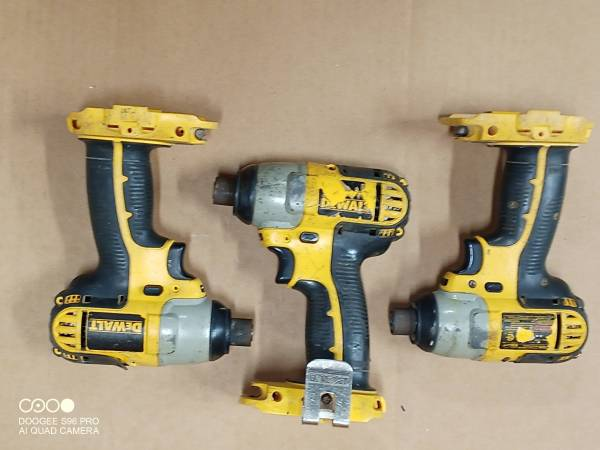 Photo Dewalt 18V tools - (new lower prices) - $40 (Wimberley)