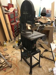 Photo Duro band saw - $275 (north Round Rock)