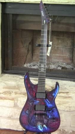Photo ESP LTD M Vire Bio-tech Electric Guitar - $499 (Georgetown)