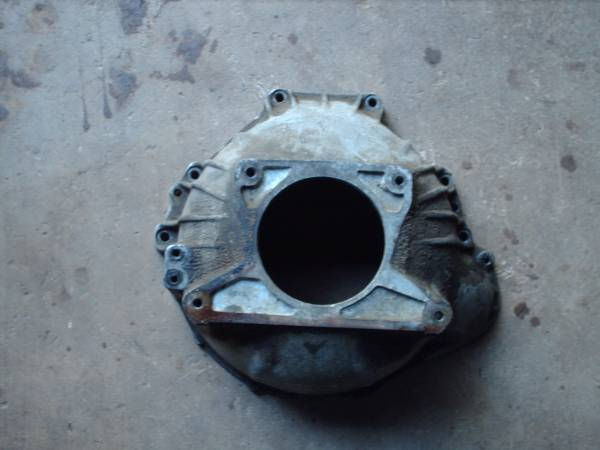 Photo Ford 302 FMX Bell Housing - $20 (Bastrop-Elgin)