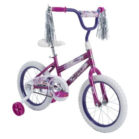 Photo Huffy 16quot Sea Star Girl39s Bike, Metallic Purple Bicycle - $50 (Austin)