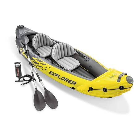 Photo Inflatable Kayak - $30 (South Austin)