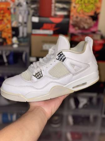 Photo Jordan 4 Retro Pure Money (2017) - $175 (Round Rock)