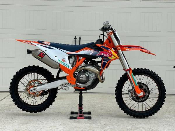 Photo KTM 450 SX-F Factory Edition - $10,750 (Dripping Springs)