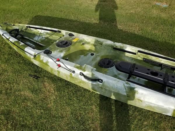 2019 Paluski Boat RIPTIDE KAYAK | Haul Supply | Arkansas ... |Riptide Kayak