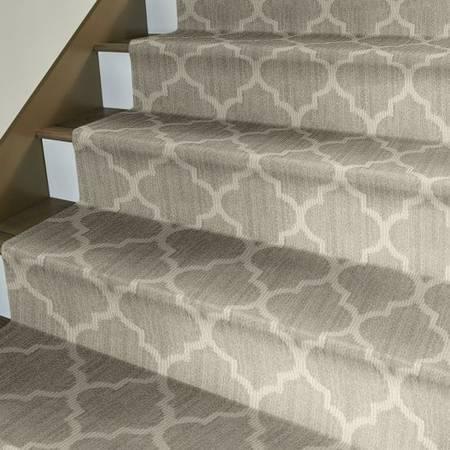 Photo SHAW High End Stainmaster  Anso Nylon Pattern Carpet Blowout Sale (Austin)