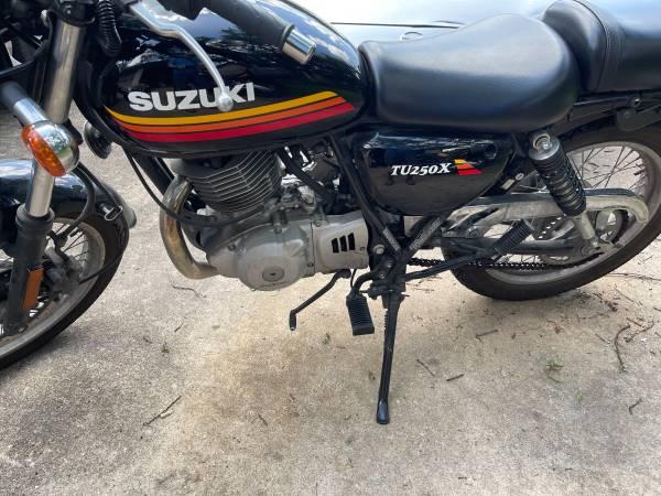 Photo SOLD - 2018 Suzuki TU250x - $2,400 (Austin)
