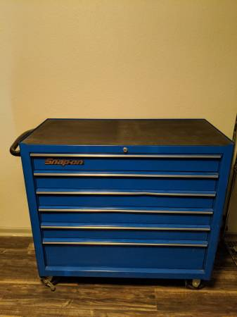 Photo Snap-On Tool Chest - $1000