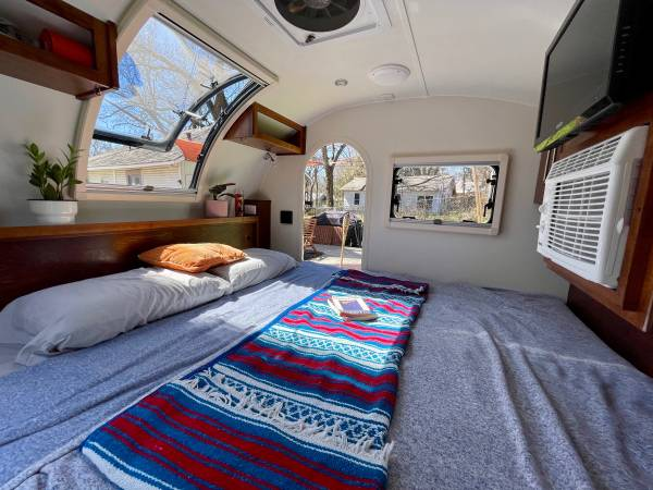 Photo Teardrop Trailer For Rent - UNLIMITED MILES - $75 (East Austin)
