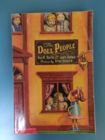 Photo The Doll People Paperback Book, by Laura Godwin and Ann M. Martin - $3