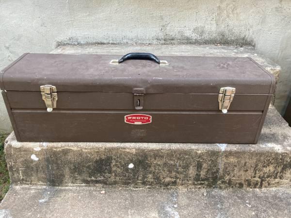 Photo Tool box - $50 (Austin)