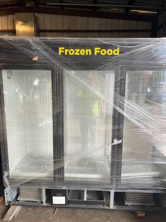 Photo True 3 glass doors freezer - $6,000 (Austin)