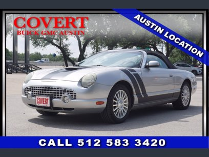 Photo Used 2005 Ford Thunderbird 50th Anniversary for sale