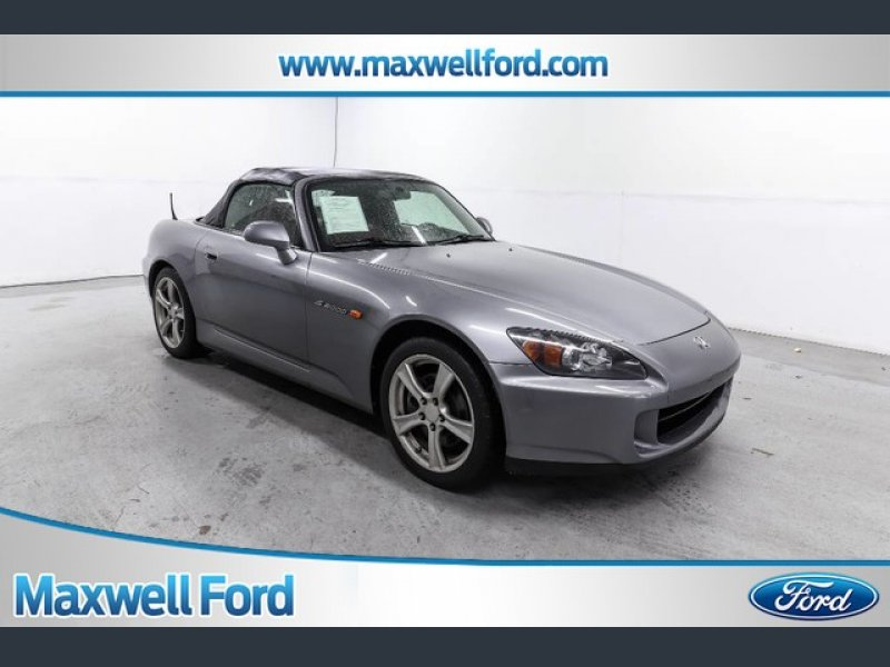 Photo Used 2008 Honda S2000  for sale