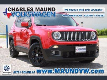 Photo Used 2016 Jeep Renegade Latitude for sale