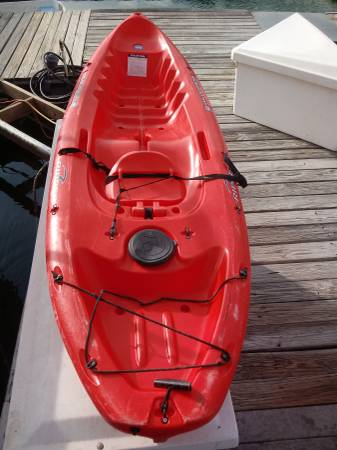 Photo WILDERNESS SYSTEMS KAYAK - $250 (LAKE TRAVIS)