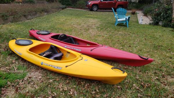 Photo Wilderness Systems Kayak - $365 (Austin NW)