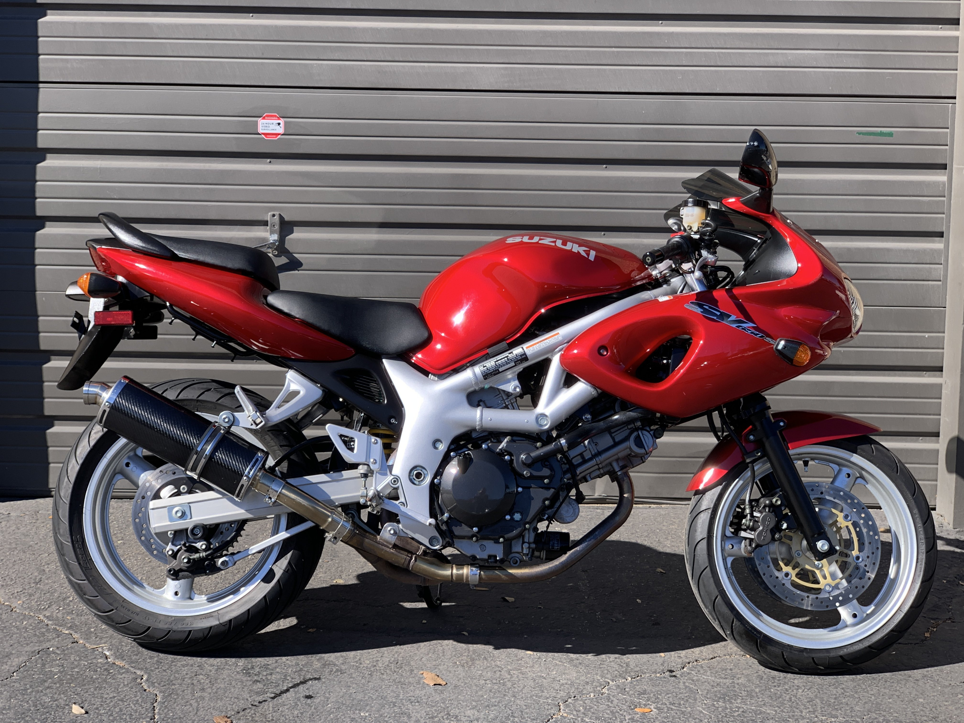 Photo 2001 Suzuki SV650 $2995