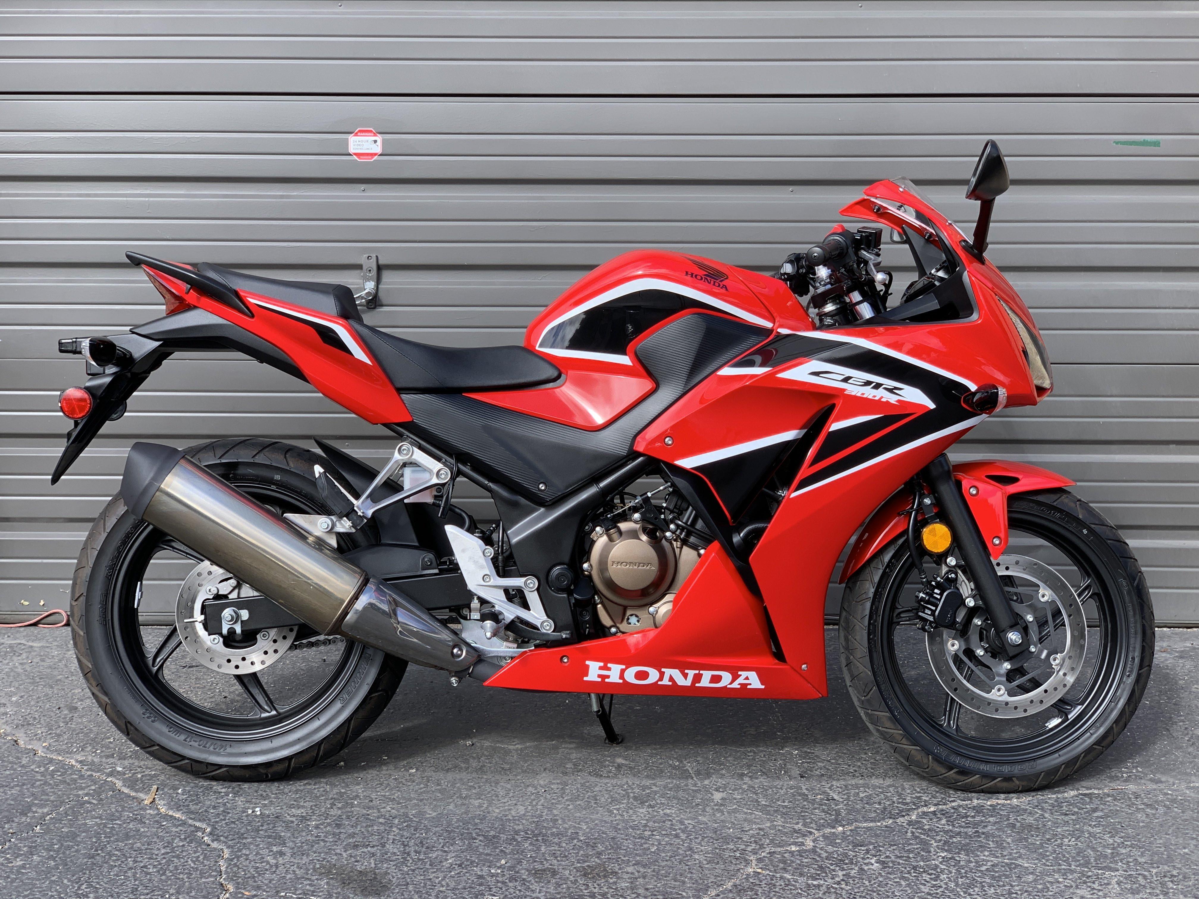 Photo 2017 Honda CBR 300R $4495