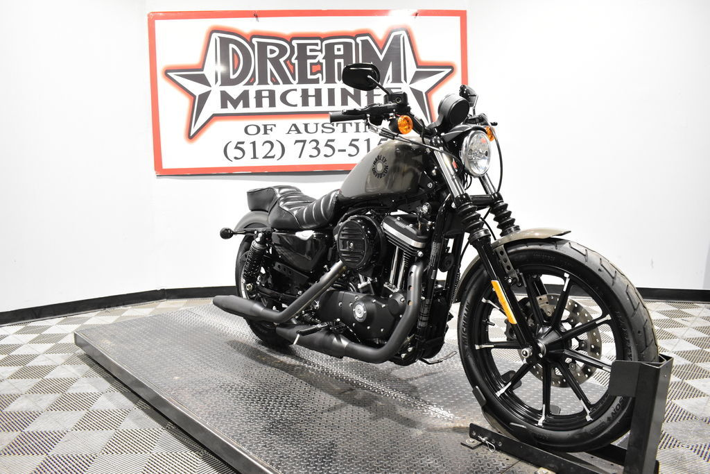 Photo 2019 Harley-Davidson XL 883N - Sportster Iron 883  $8450